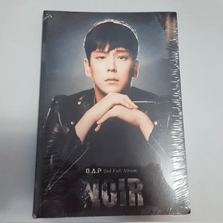 B.A.P - 2nd Album [NOIR] LIMITED EDITION (Himchan Ver.)