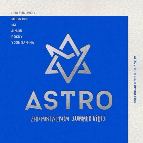 ASTRO - 2nd Mini Album [SUMMER VIBES]