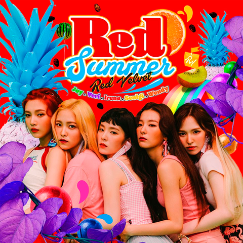 RED VELVET - Summer Album [THE RED SUMMER]