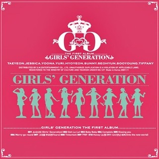 GIRLS' GENERATION - 1st Album