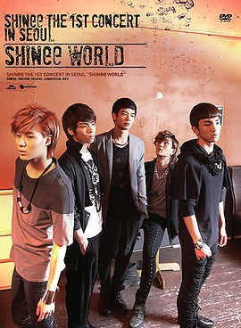 SHINee - The 1st Concert in Seoul: SHINee World [DVD]