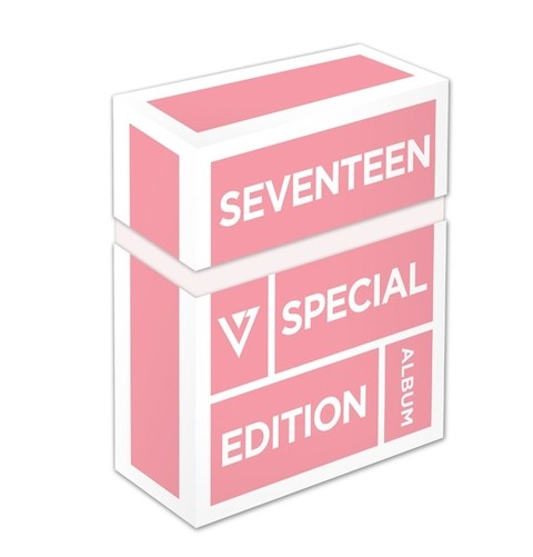 SEVENTEEN - 1st Album Repackage [VERY NICE] (Special Edition)