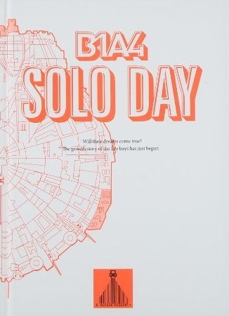 B1A4 - 5th Mini Album [SOLO DAY]