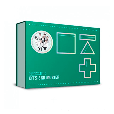 [DVD] BTS - BTS 3rd MUSTER [ARMY.ZIP+]