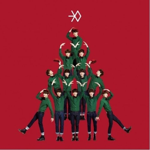 EXO - Winter Special Album [MIRACLES IN DECEMBER]