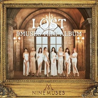 NINE MUSES - 1st Mini Album [LOST]
