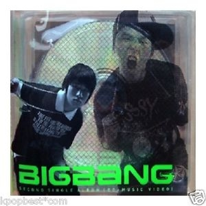 BIGBANG - 2nd Single Album
