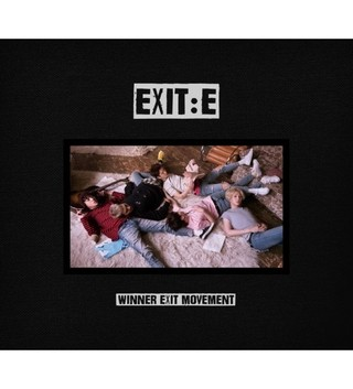 WINNER - 1st Mini Album [EXIT : E]