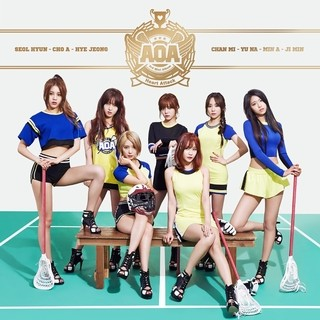 AOA - 3rd Mini Album [HEART ATTACK]