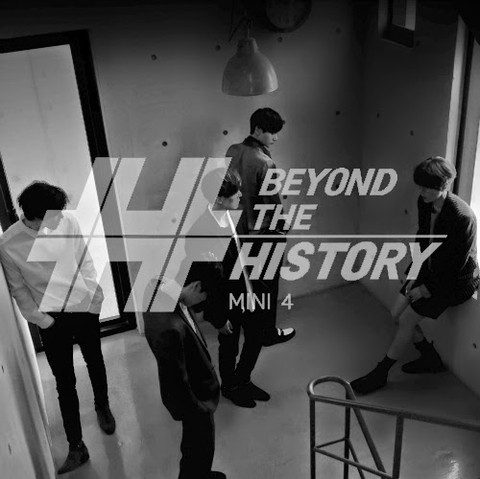 HISTORY - 4th Mini Album [BEYOND THE HISTORY]