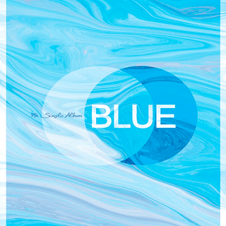 B.A.P - 7th Single [BLUE]