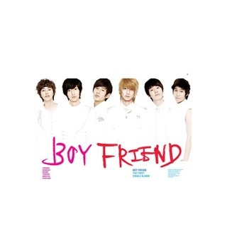 BOYFRIEND - 1st Single [BOY FRIEND]