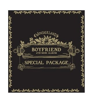 BOYFRIEND - 4th Mini Album Special Package [BOYFRIEND IN WONDERLAND]