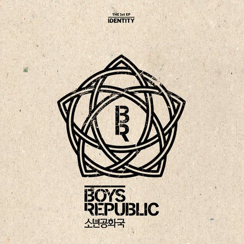 BOYS REPUBLIC - 1st EP Album [IDENTIFY]