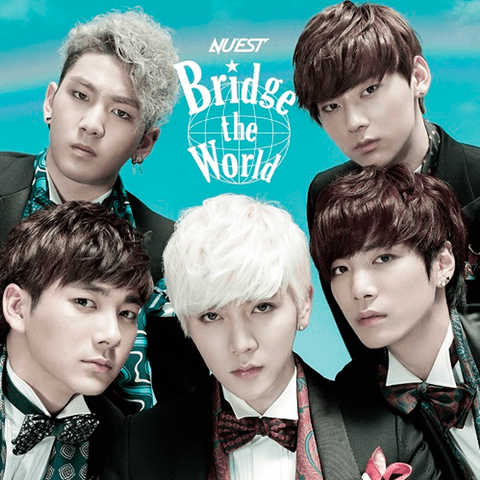 NU'EST - Single Album [BRIDGE THE WORLD]