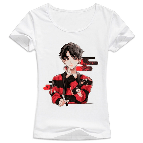 BTS CAMISETA CARTOON JUNGKOOK