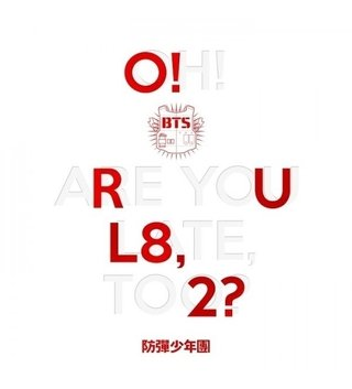 BTS - 1st Mini Album [O!RUL8,2?]