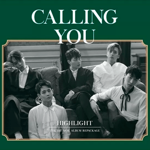 HIGHLIGHT - 1st Mini Album Repackage [CALLING YOU]