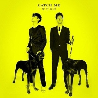 TVXQ - 6th Album [CATCH ME]
