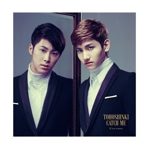 TVXQ - 6th Album [CATCH ME - IF YOU WANNA] (DVD)