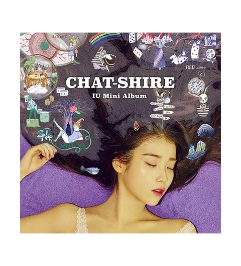 IU - 4th Mini Album [CHAT-SHITE]