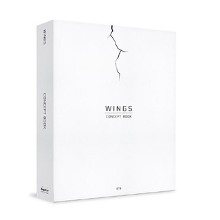 BTS - Photobook [WINGS: CONCEPT BOOK]