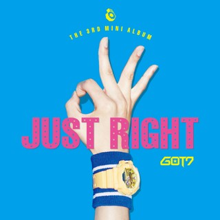 GOT7 - 3rd Mini Album [JUST RIGHT]
