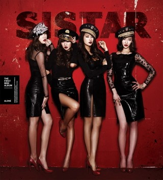 SISTAR - 1st Mini Album [ALONE]