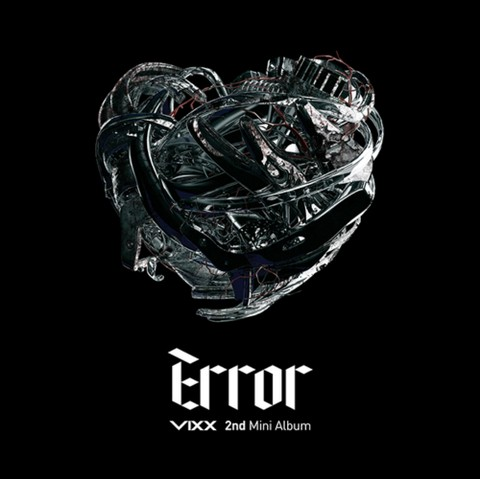 VIXX - 2nd Mini Album [ERROR]