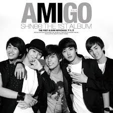 SHINee - 1st Album Repackage [AMIGO]
