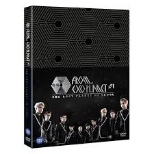 EXO - EXO From, EXOPLANET 1 - The Lost Planet In Seoul [DVD]