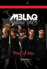 MBLAQ - This is War: 4th Mini Album Music Story [DVD]