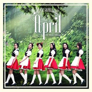 APRIL - 1st Mini Album [DREAMING]