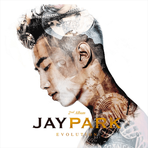 JAY PARK - 2nd Album [EVOLUTION]