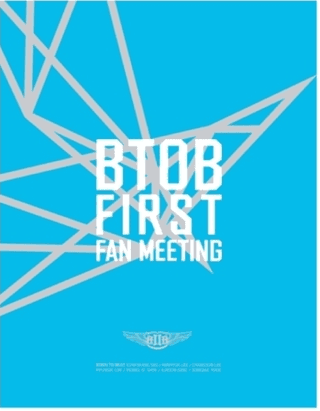 BTOB - First Fan Meeting [DVD]