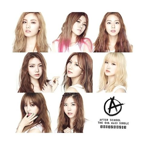 AFTER SCHOOL - 6th Maxi Single [FIRST LOVE]