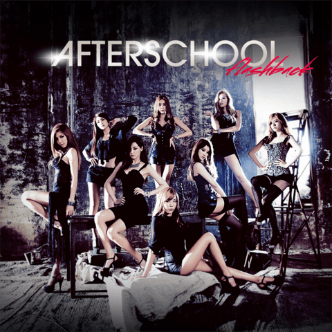 AFTER SCHOOL - 5th Maxi Single [FLASHBACK]