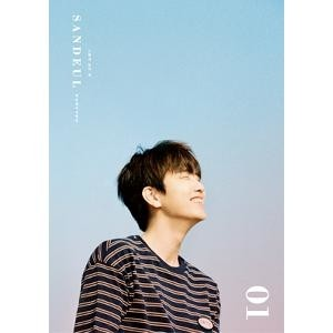 Sandeul - 1st Mini Album [STAY LIKE THIS]