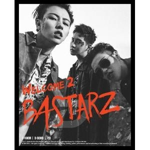 Block B BASTARZ - 2nd Mini Album [WELCOME 2 BASTARZ]