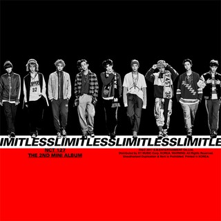 NCT 127 - 2nd Mini Album [NCT#127 LIMITLESS]