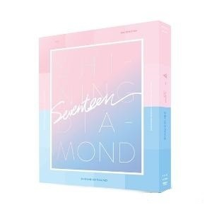 [DVD] SEVENTEEN - 2016 LIKE SEVENTEEN – Shining Diamond CONCERT DVD