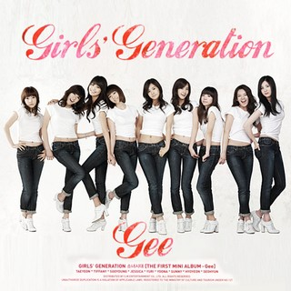 GIRLS' GENERATION - 1st Mini Album [GEE]