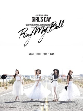 GIRL'S DAY - 2nd Album [LOVE]