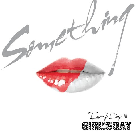 GIRL'S DAY - 3rd Mini Album [EVERYDAY III]