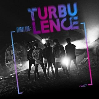 GOT7 - 2nd Album [FLIGHT LOG: TURBULENCE]