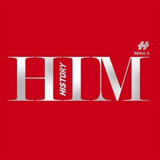 HISTORY - 5th Mini Album [HIM]