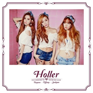 TT'S (TAETISEO) - 2nd Mini Album [HOLLER]