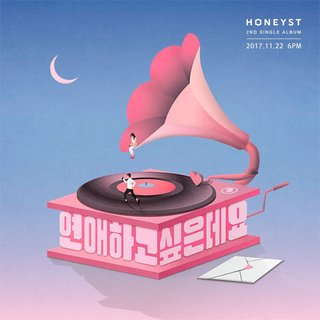 HONEYST - 2nd Single [I WANT TO DATE]