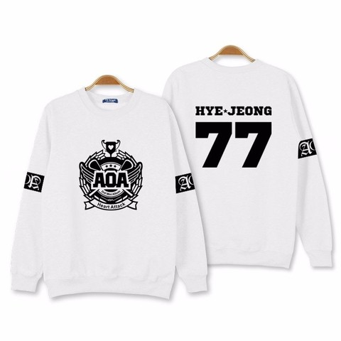 AOA BLUSA HEART ATTACK na internet