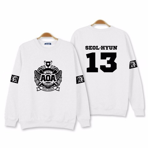 AOA BLUSA HEART ATTACK